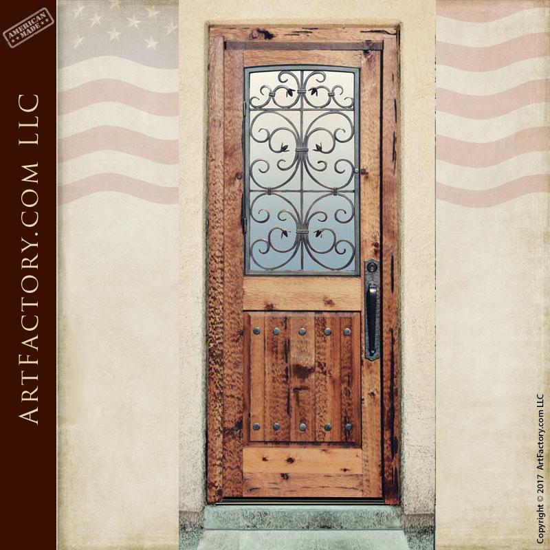 Custom Dutch Front Door Custom Dutch Front Door
