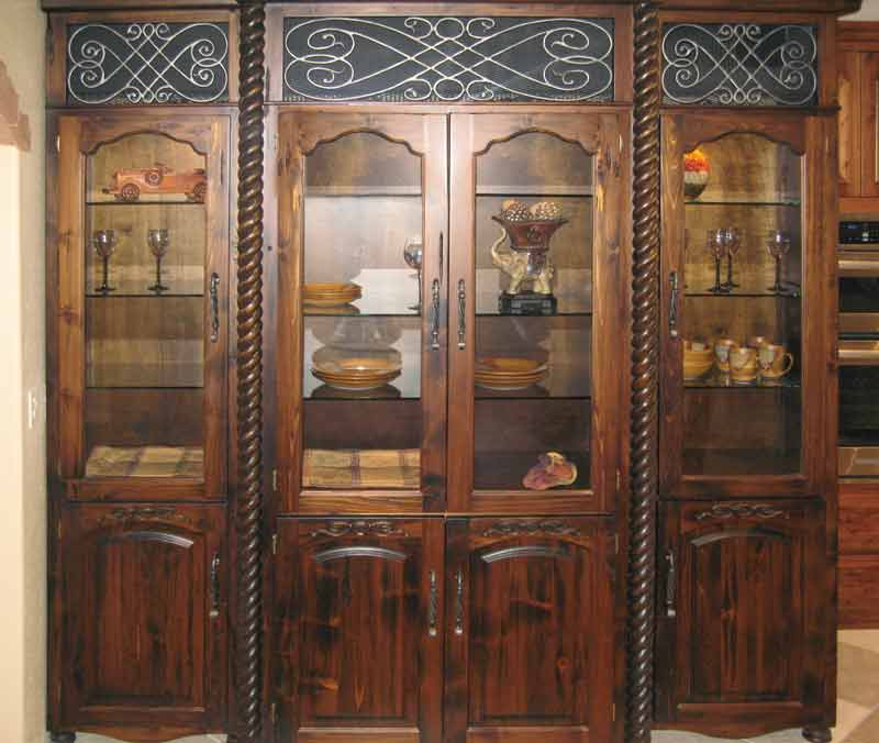 Dining Room Hutches | China Display Cabinet | Display