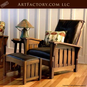 Craftsman Style Morris Chair