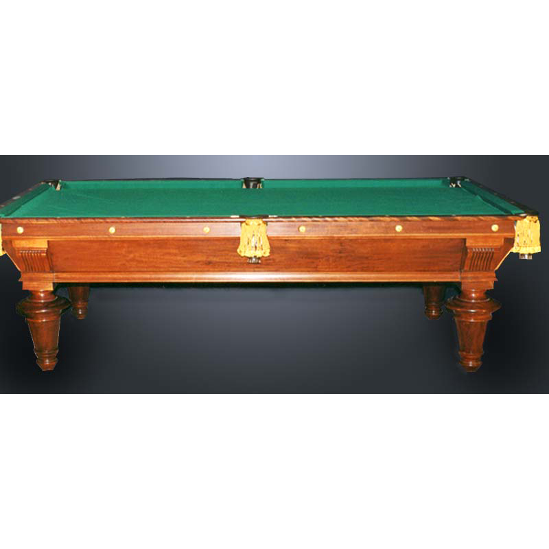 ... Pool Table Designs From The Historical Record