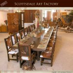 Dining Table Lodge Dining Table & Chairs