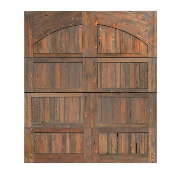 Garage Doors Custom Solid Wood Roll Up Doors