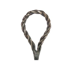 Wrought Iron Rope Ring Pull