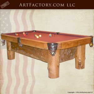 custom pool tables