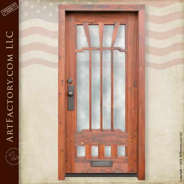 Greene & Greene Gamble House Door