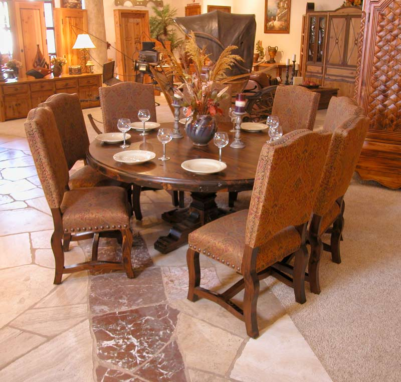 Restaurant Furniture Portugal : Round dining room tables french