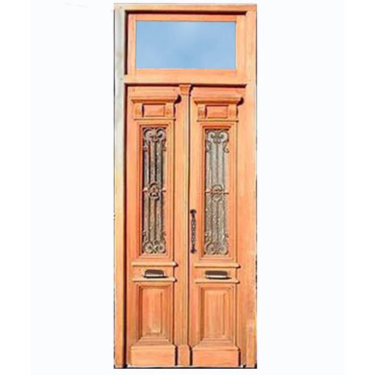 Entry Doors Design From Historical Record