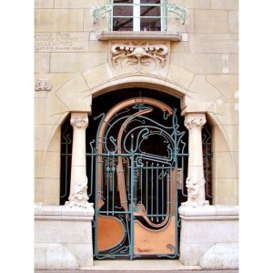 Door Design From Antiquity