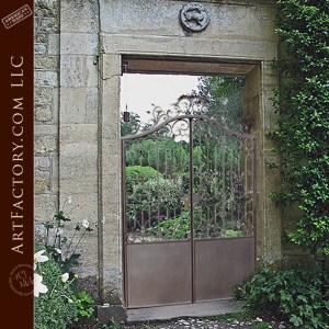 Fine Art Handmade Gates