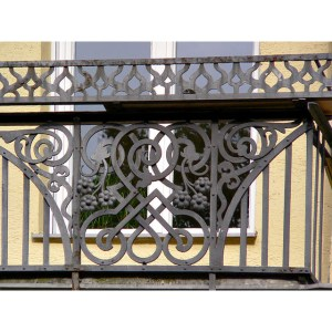 Balcony - Design From The Historical Record