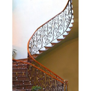 Stair Railing - Design From The Historical Record