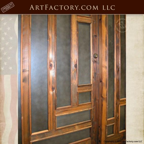 Contemporary style fine art craftsman door grand entry door for Craftsman style prints