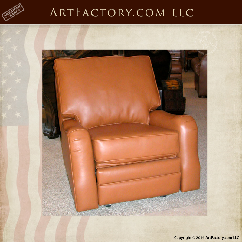 Custom-Leather-Recliner