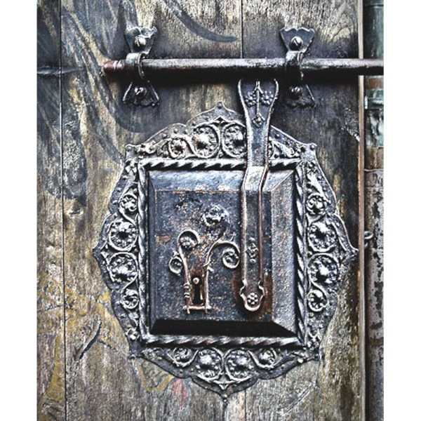 Bolt And Lock - Design From Antiquity