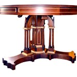Dining Table - Antique Dining Table