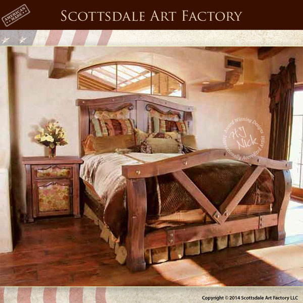 Craftsman Bedroom Furniture: Arts And Crafts Inspired Furnishings