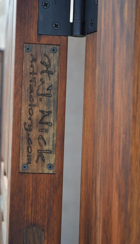 Door With Transom