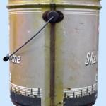 Skelly Oil vintage sign