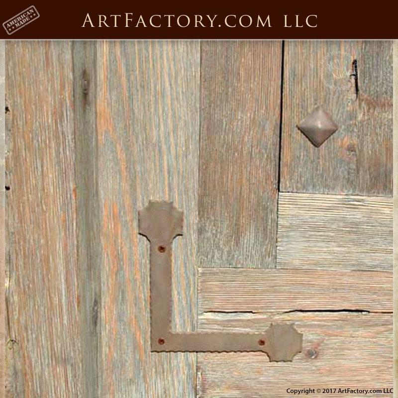 Oval Window Western Door U2013 Historic Rustic Style Design U2013 3590ST