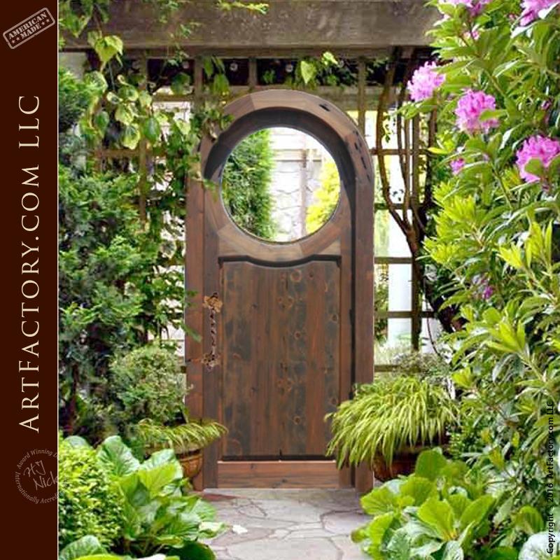 Fine Art Garden Gates