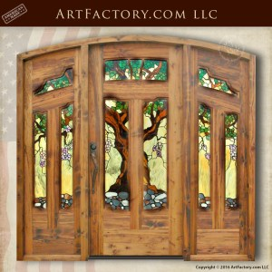 Historic Door Designs Built In Original Hand And Craft
