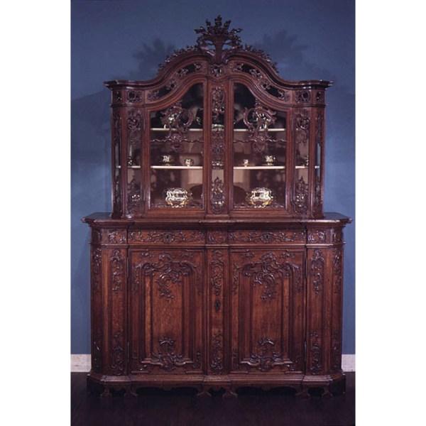 Display Cabinet Carved Cabinet Metropolitan Museum