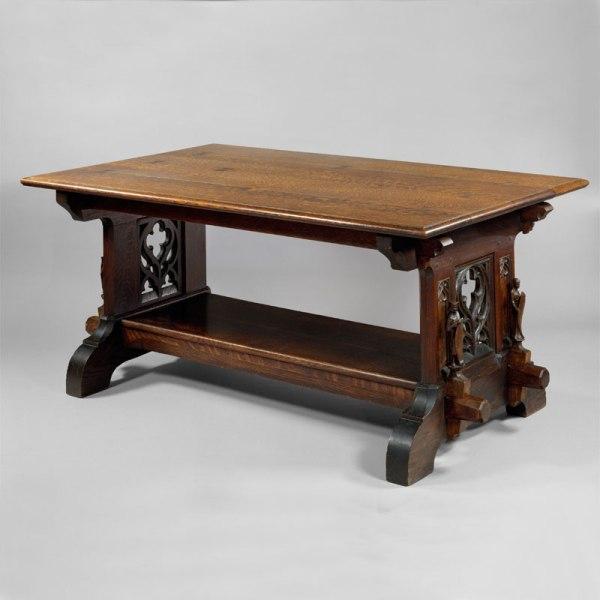 Table - Custom Table - Metropolitan Museum