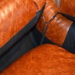 Leather Sofa Custom Luxury Leather Sofas