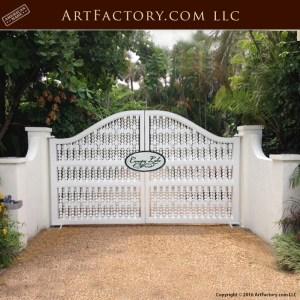 Unique Custom Estate Gates