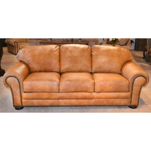 Leather Sofa High Handmade In America Leather Sofa