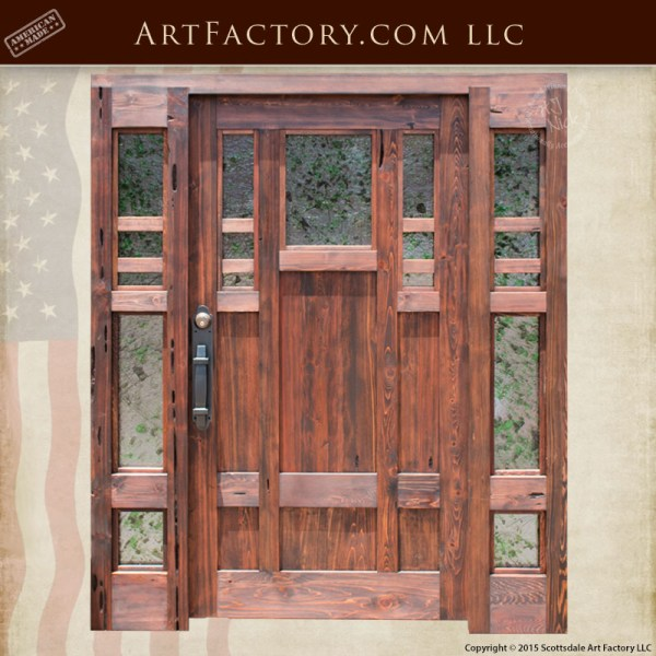 stained glass grand entrance door