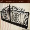 Iron Estate Gate