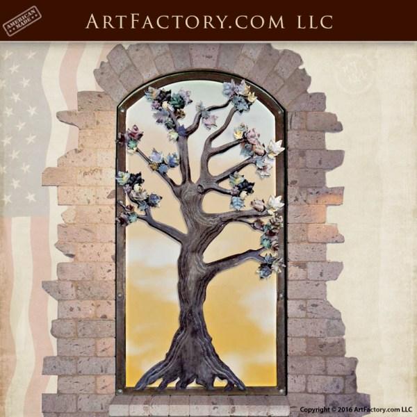window iron
