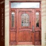 old west style door
