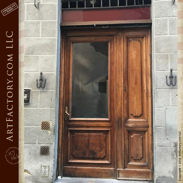 Custom Exterior Doors - Finestra Porta Rome Collection ...