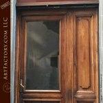 custom exterior doors