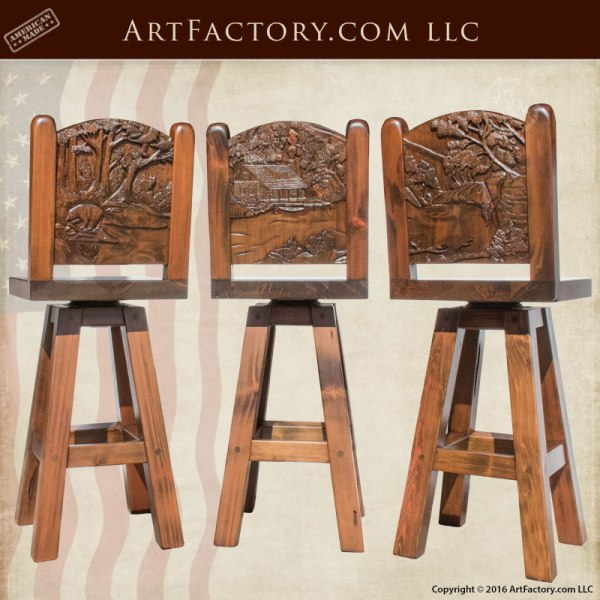 Chairs - Stools - Benches Custom