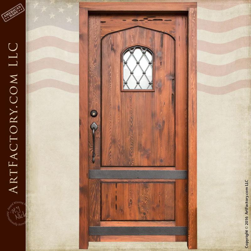 fine art fortress door