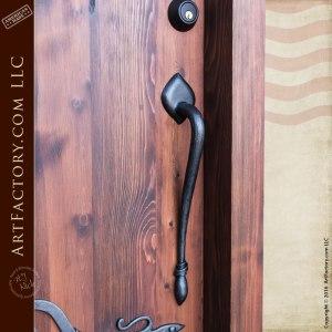 custom fortress door