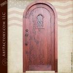 custom entry door