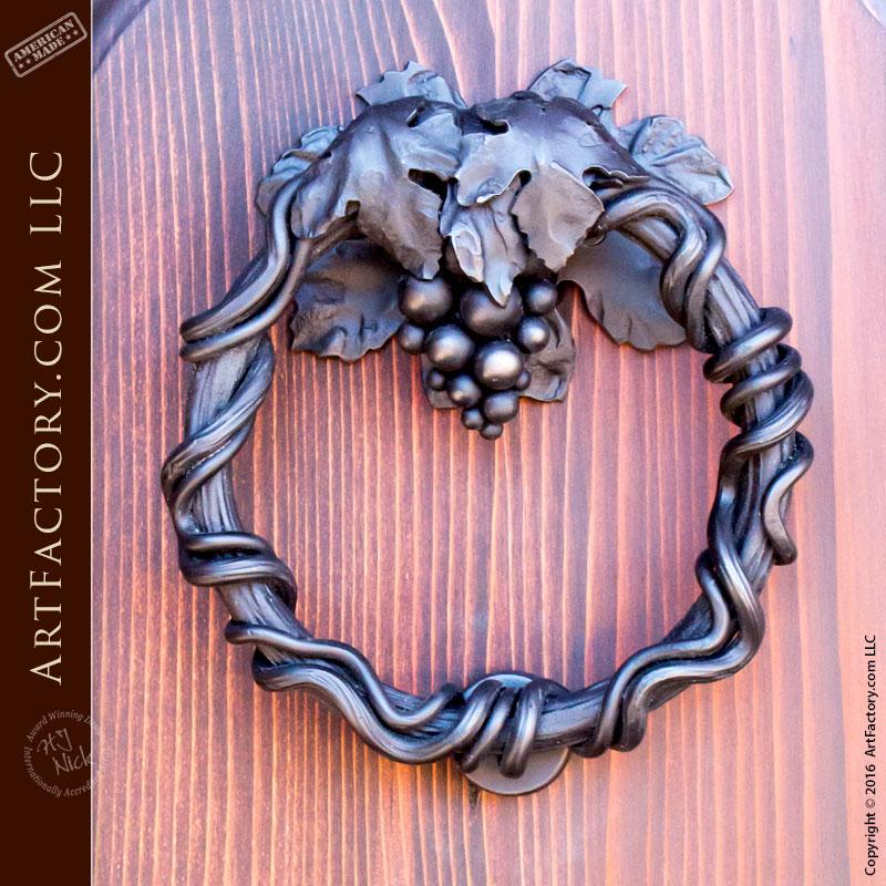Decorative Grapevine Door Knocker Decorative Grapevine Door Knocker