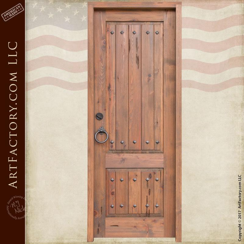custom entrance doors