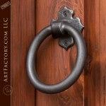 arched custom door