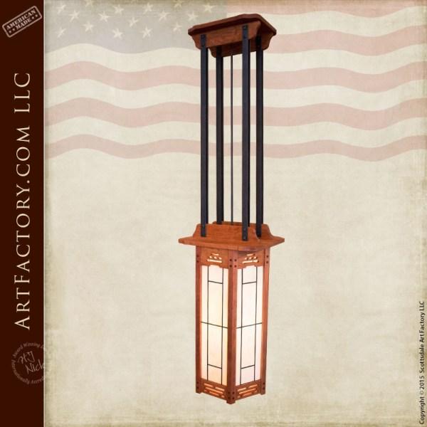 craftsman lighting pendant chandelier
