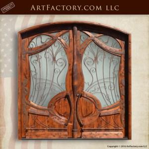 Historic Door Designs Built In Original Hand And Craft