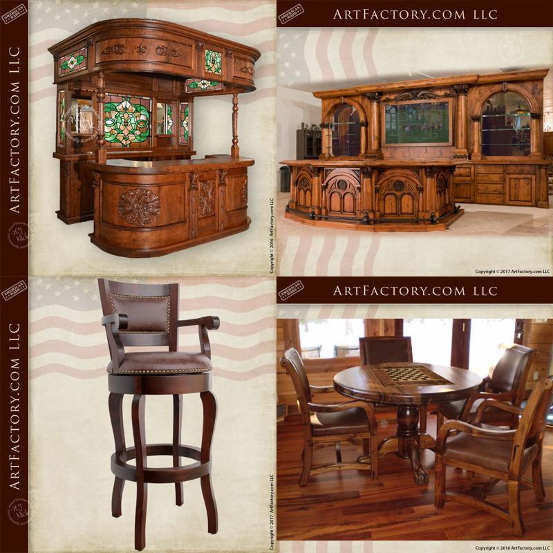 bar-stool-game-table