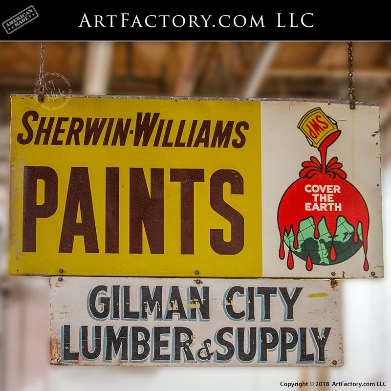 Sherwin Williams Paints Billboard