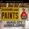 Sherwin Williams Paints Billboard