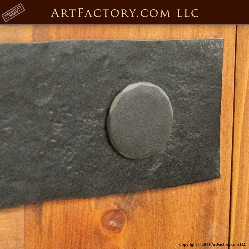 Vintage Blacksmith Hinges Clients First Other Architectural Antiques Antiques