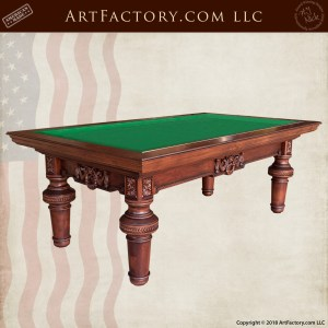 custom carom table
